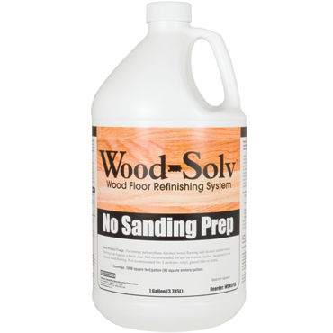 Wood-Solv™ Step 1™ No-Sanding Prep Cleaner - 1 gallon
